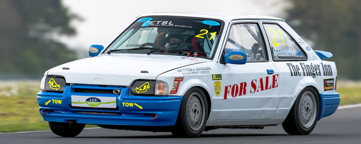 Ford Racing Escort